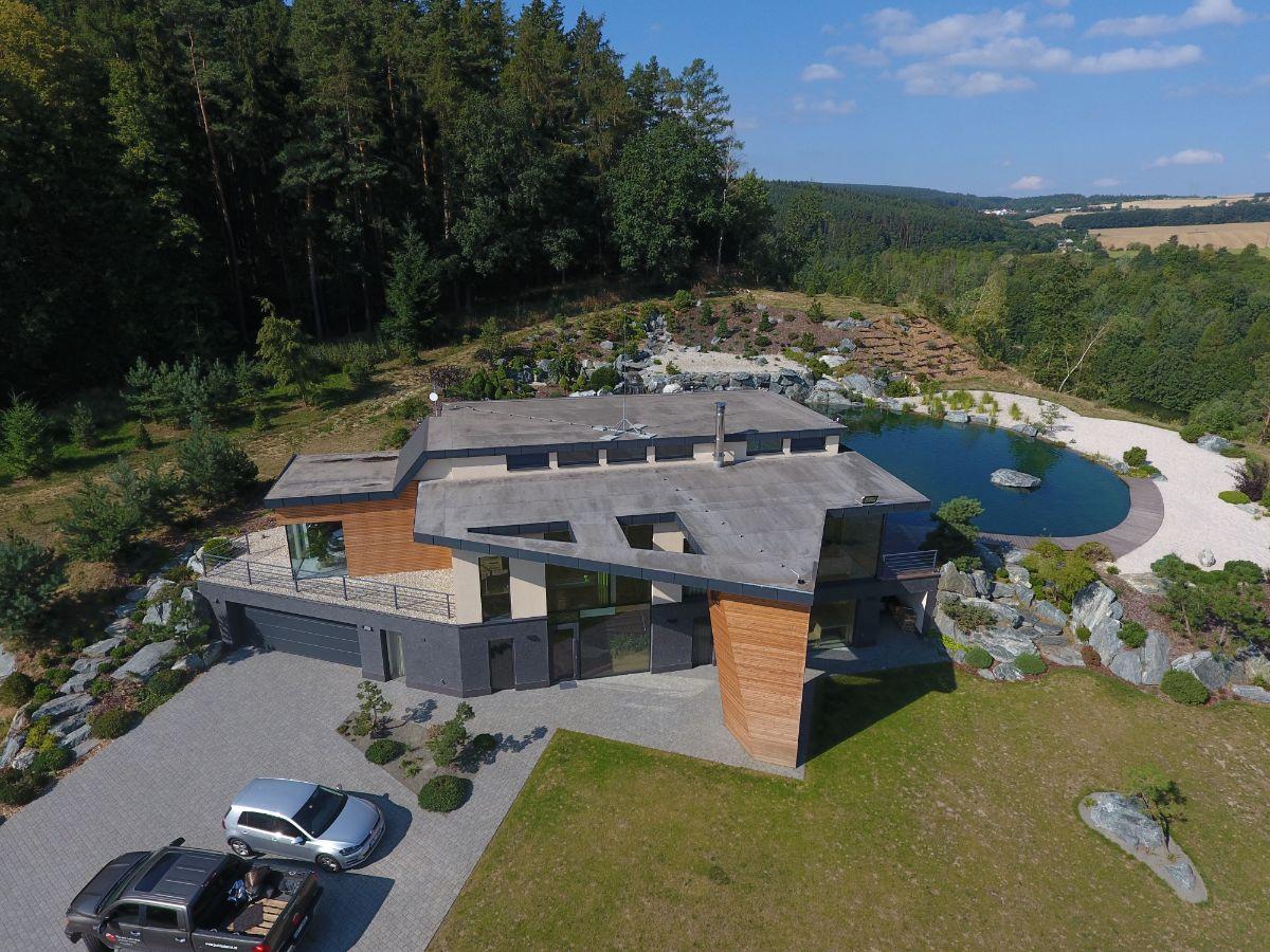luxusní rodinné domy